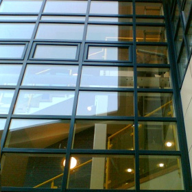 Commercial Office Window Cleaning